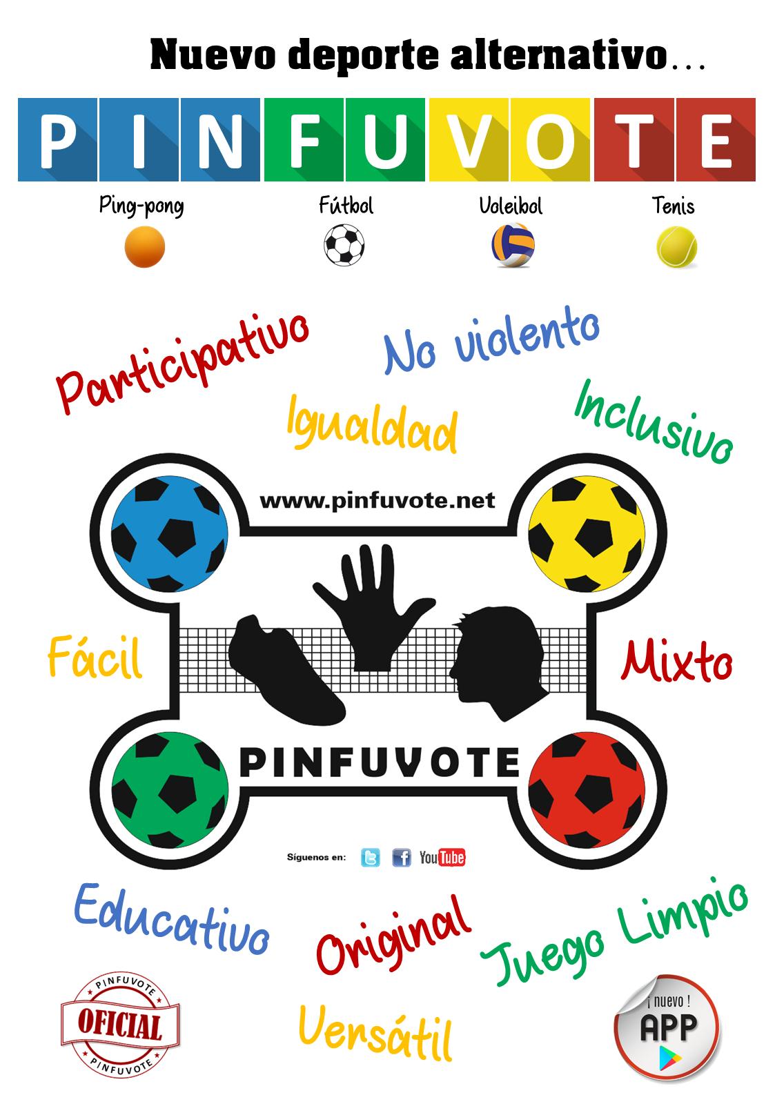 Pinfuvote vinilo valores